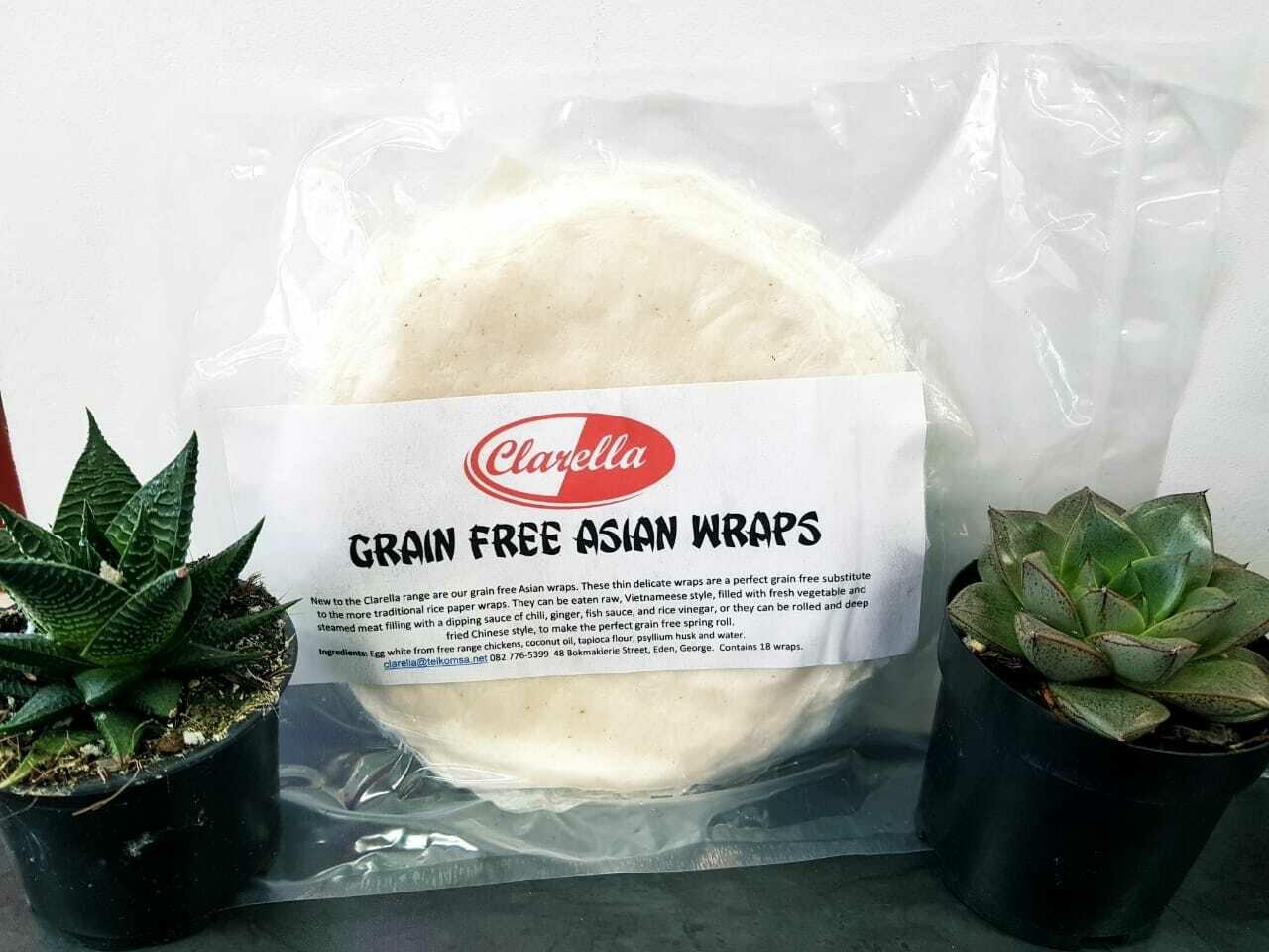 Grain-Free Asian Wraps (18)