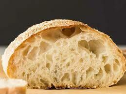 Bread - Ciabatta Plain Frozen Large