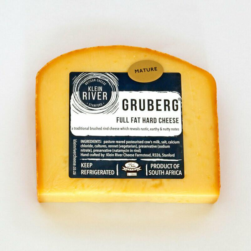Cheese- Gruberg Matured