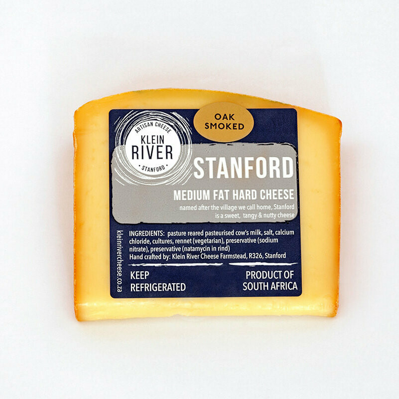 Cheese-Oak Smoked Stanford