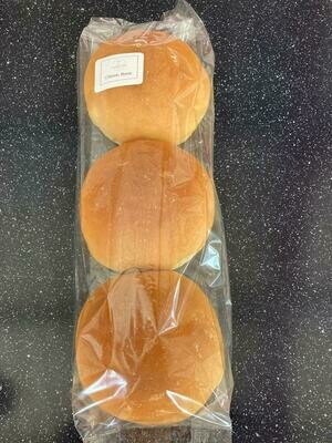 Bread Buns 3pack