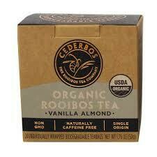 ​Cederbos Organic Vanilla and Almond Rooibos Tea