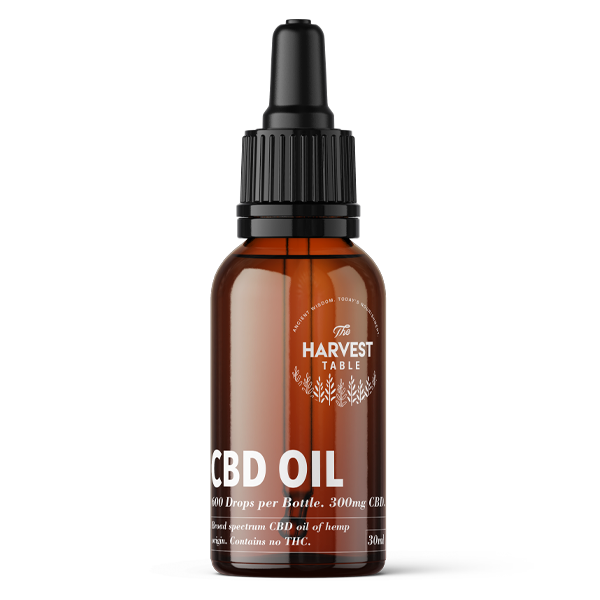 CBD Oil- 300mg
