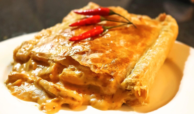 Chicken Pie- Creamy Peri Peri 1kg