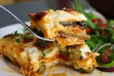 Roast Vegetable Lasagna- 500g