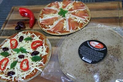 Pizza Base- Gluten Free 500g