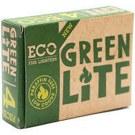 Green Lite- Eco Fire Lighters 4Pieces