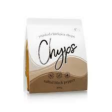 Chyps - Salted Black Pepper 200g