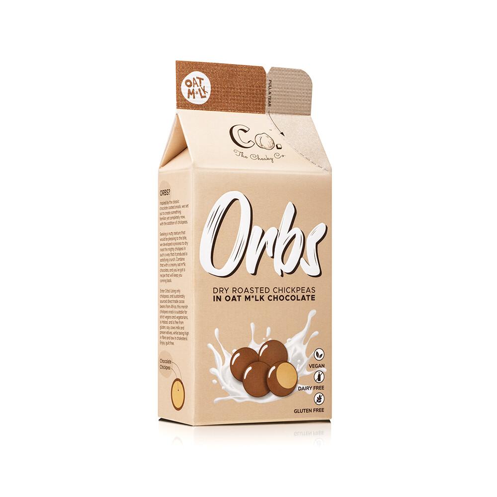 Cheaky Co. Oat M*lk Chocolate Orbs 65g