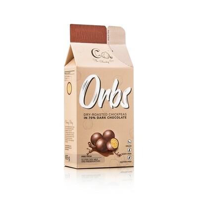 Cheaky Co. Dark Chocolate Orbs 65g