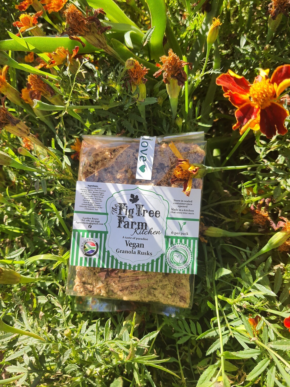 Rusks - Vegan Granola 6pack