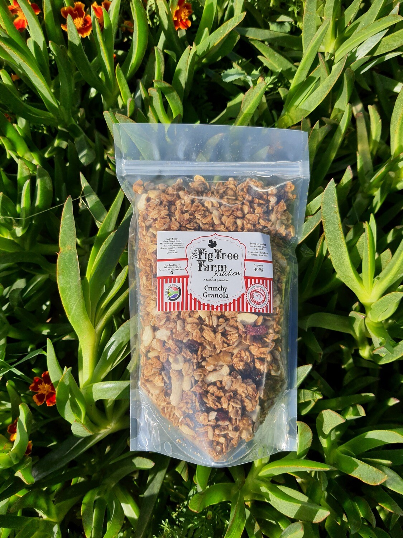 Crunchy Granola- 400g