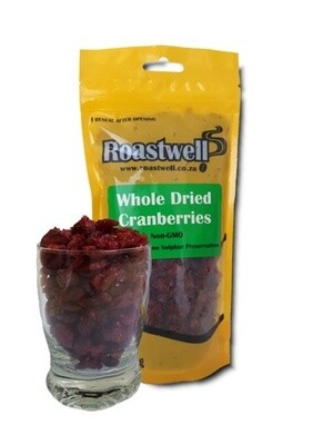 Dried Cranberries 250g