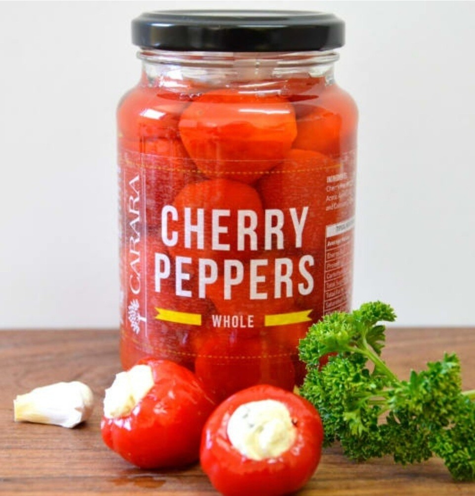 Cherry Peppers whole- 400g