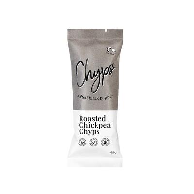 Chyps - Salted Black Pepper Chickpeas 45g