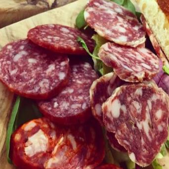Salami Rustico - cured SALAMI 100g