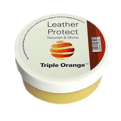 Triple Orange Leather Protect 125g