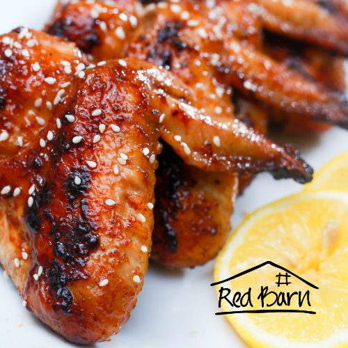 WINGS PLAIN Free Range 800g
