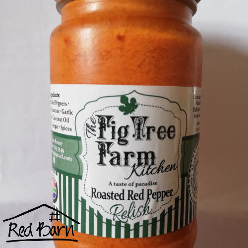 Relish - Roasted Red Pepper 125ml