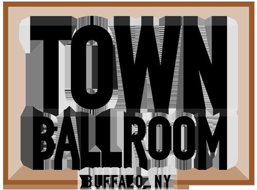 Sat Apr 9 - Buffalo, NY - Town Ballroom - (Will Call Tickets)
