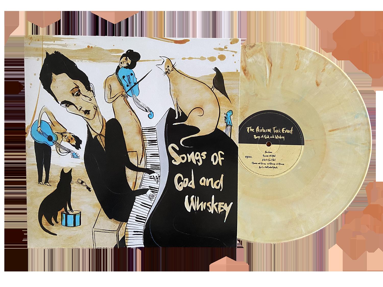 Songs of God and Whisky 180 Gram Vinyl