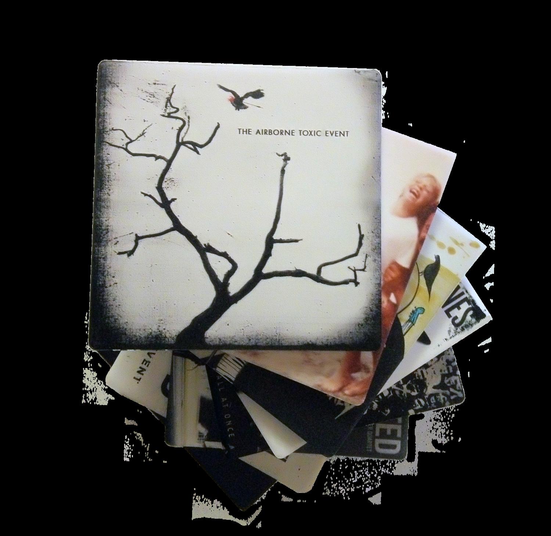 Album Cover Coaster Set