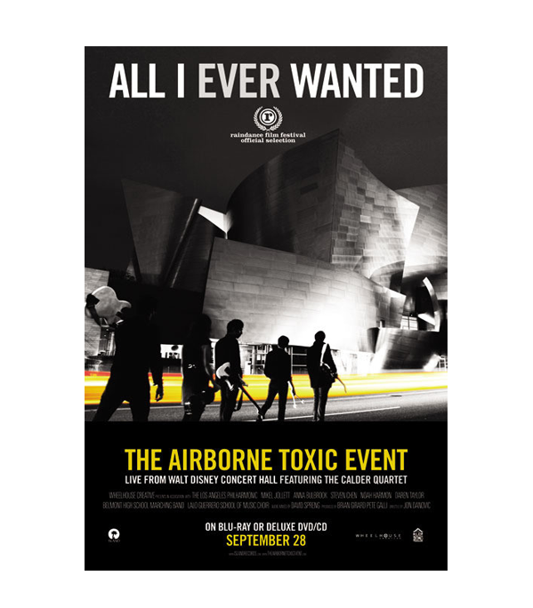 All I Ever Wanted Movie Poster