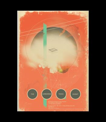 2011 Fillmore Poster