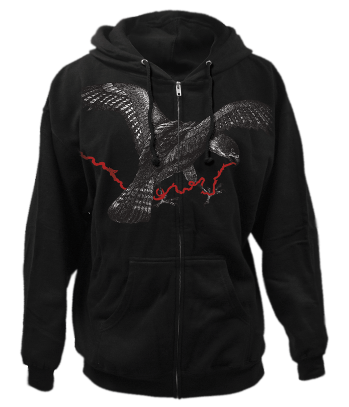 Live Wire Hoodie