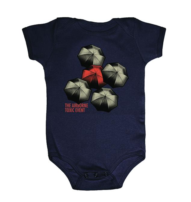 Baby Onesie (Navy)
