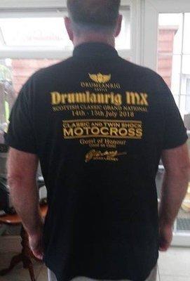 Drumlanrig Scramble Polo Shirt