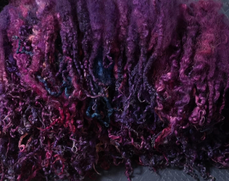 BFL Locken 20Gr. violet-rosa-töne