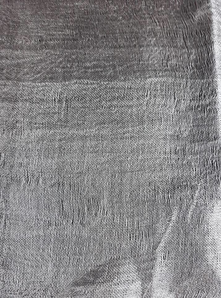 Margilan Seide, 90cm breit, Gaze 2
