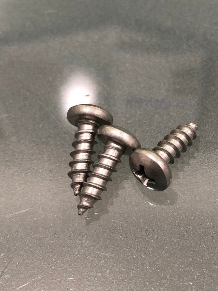 Stainless Steel mSnow™ Screws