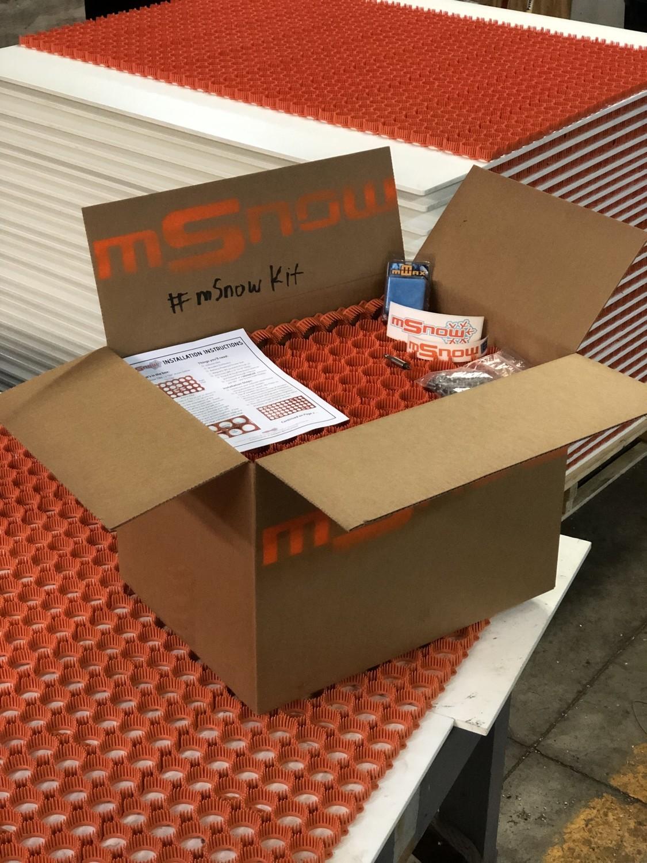 Backyard Orange - MEDIUM KIT