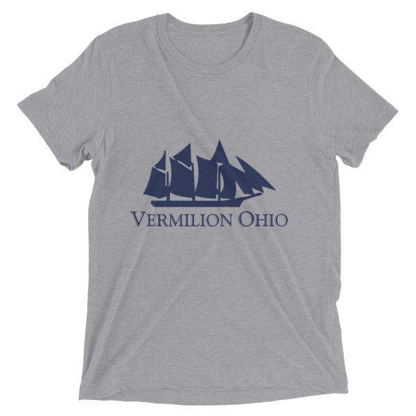Short Sleeve Tri-blend T-shirt