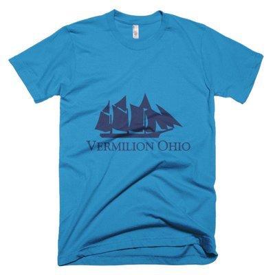 Short-Sleeve Fine Jersey T-Shirt