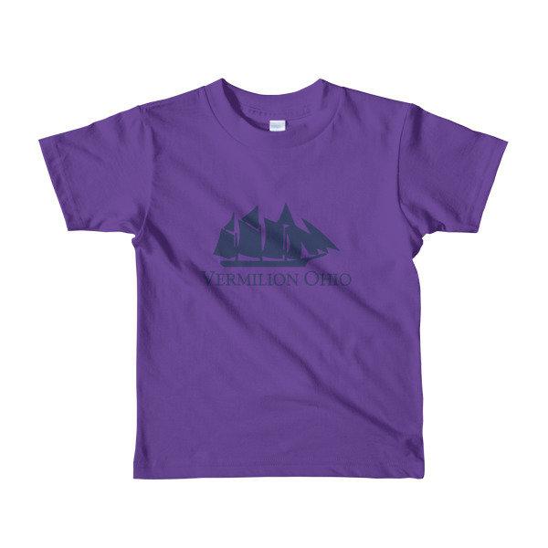 Kids Fine Jersey Short Sleeve T-Shirt