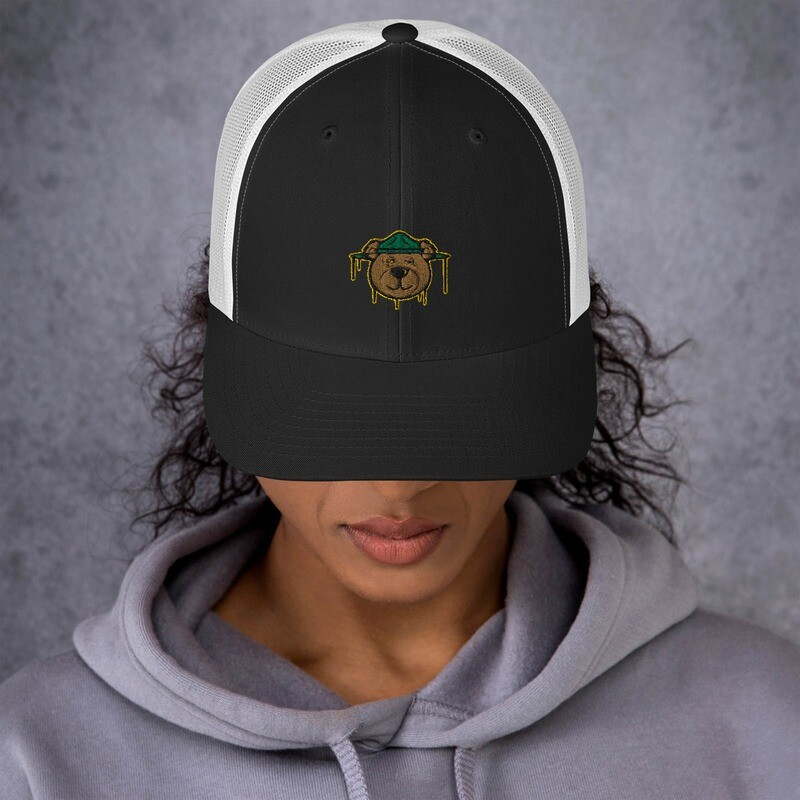 Bearstix x Colin Rich Custom Trucker Cap