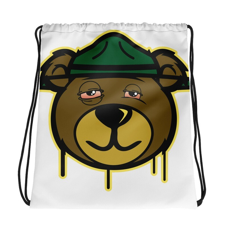 Bearstix Drawstring bag
