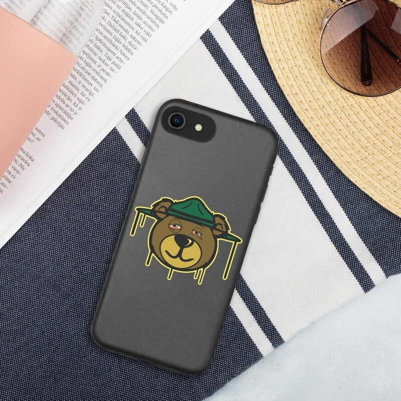 Bearstix Biodegradable phone case