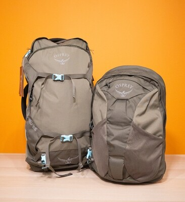 Osprey Fairview 55- Incluye Day Pack