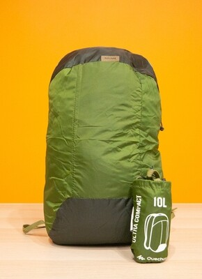 Packable Day Back Pack - Quechua Forzclaz