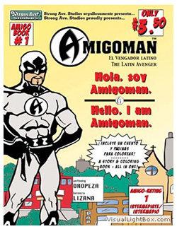 Hola, Soy AMIGOMAN / Hello, I am AMIGOMAN