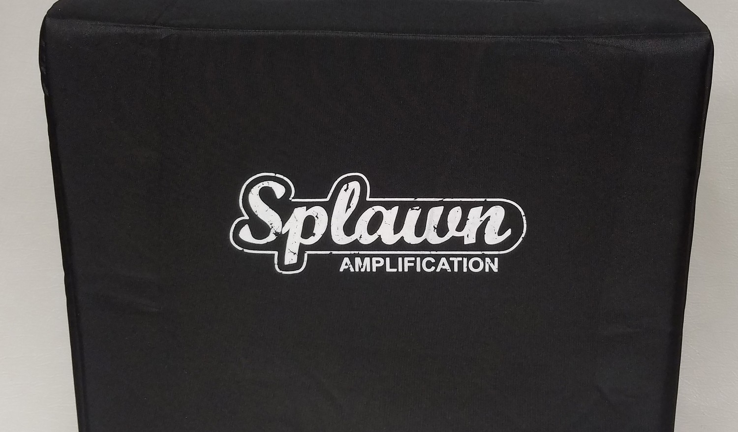 Splawn Padded Cover with Logo for 4-12 Slant Cab