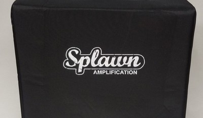 Splawn Padded Cover with Logo for 4-12 Straight Cab