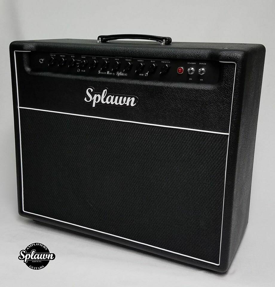 Splawn 2021 Streetrod 1-12 Combo Amplifier 50% Deposit