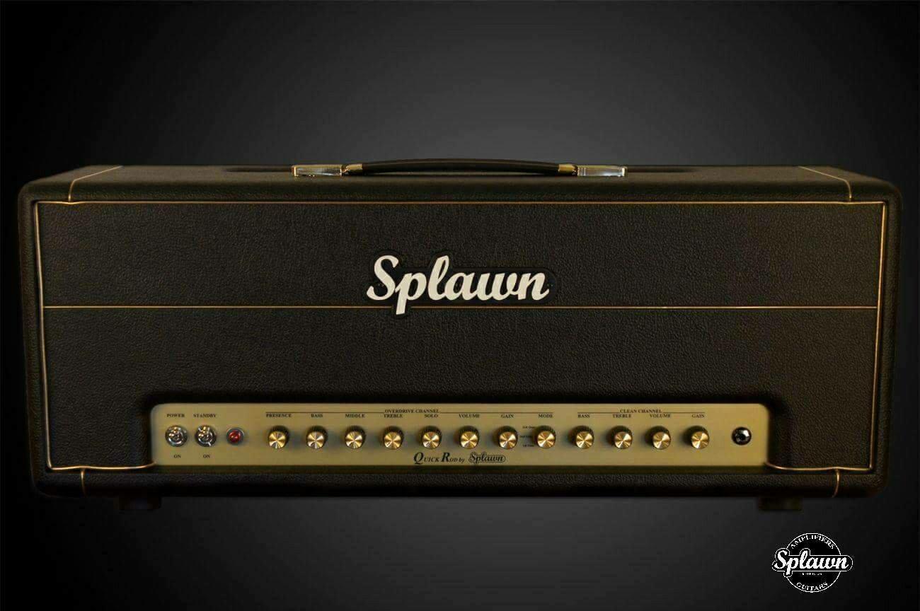 Splawn 2021 Quickrod 100 Watt EL34 Amplifier 50% Deposit