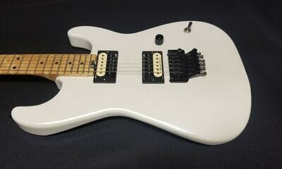Splawn SS1 Guitar Frost Metallic White