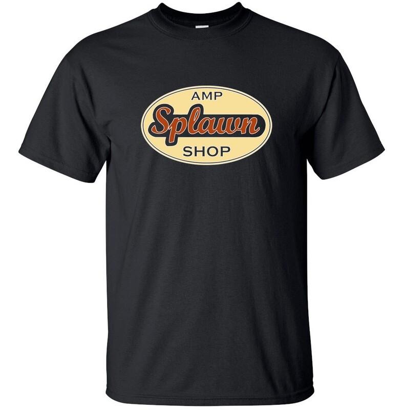 SPLAWN AMP SHOP  Logo T-shirt Gildan  FREE SHIPPING